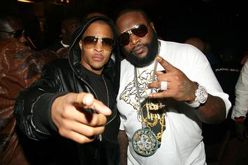"Rick Ross Comes For T.I.: ""[We] Got Unfinished Business"""