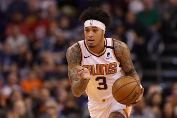Warriors To Acquire Kelly Oubre Jr Following Klay Thompson Injury