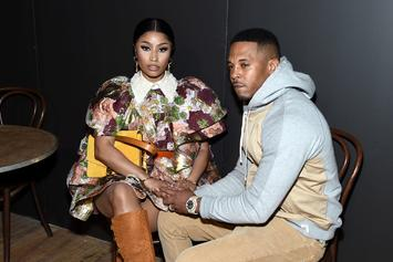 Nicki Minaj Gets Raunchy With Kenneth Petty In Post-Baby Photos