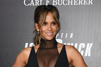 """Halle Berry Laughs At LisaRaye McCoy's Comments: """"Ask My Man"""""""