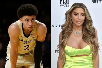 "Scotty Pippen Jr. ""Likes"" Tweets About Larsa Pippen & Malik Beasley Scandal"
