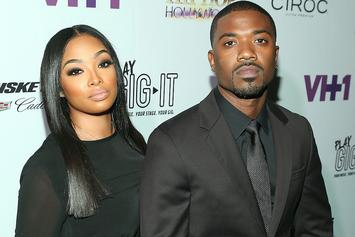 "Princess Love Tells Ray J To ""Live His Life"" After Kissing Another Woman"
