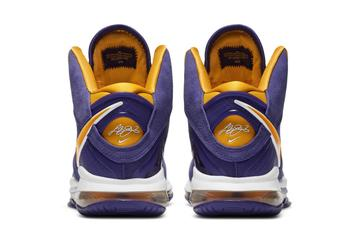 "Nike LeBron 8 ""Lakers"" Release Date Revealed"