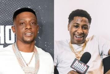 Boosie Badazz Can't Give NBA YoungBoy Advice Because They're Both Bosses