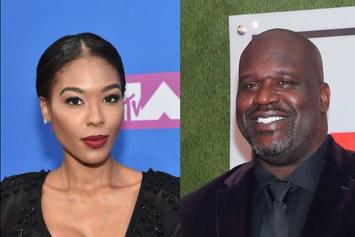 """Moniece Slaughter Says Ex-BF Shaq Texted Her """"Kill Yourself"""""""