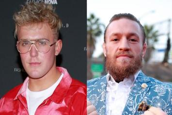 Jake Paul Antagonizes Conor McGregor, Offers Him $50 Mil To Fight