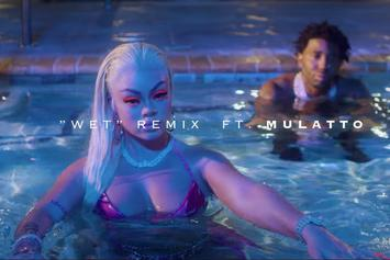 "YFN Lucci & Mulatto Release Steamy ""Wet"" Music Video"