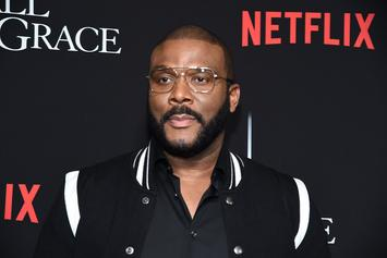 Tyler Perry Reveals He's Single & Going Through A Midlife Crisis