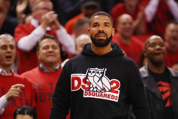 """Drake Is Back In The Gym As He Preps For """"Certified Lover Boy"""""""