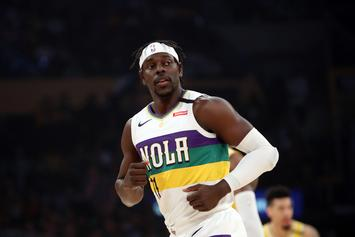 Jrue Holiday Pledges 2020 Salary To Black-Owned Businesses