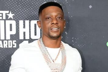 "Boosie Badazz Says ""RIP"" To His Wheelchair After Friend Breaks It"