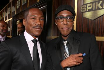"""""""Coming 2 America"""" Trailer Finds Eddie Murphy & Arsenio Hall Heading To NYC"""