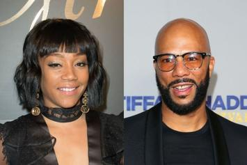 """Tiffany Haddish Doesn't Mind Not Spending Holidays With Common: """"I Need Space"""""""