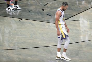 """Steph Curry Admits """"This Year's Different"""" After Warriors' Rocky Start"""