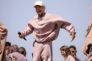 Chance The Rapper Shares Festive Dance Moves: Watch