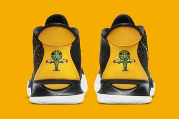 """Nike Kyrie 7 """"Rayguns"""" Officially Unveiled: Release Info"""