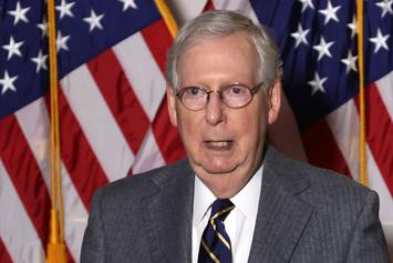 Mitch McConnell Blocks Vote To Increase Stimulus Payout To $2000
