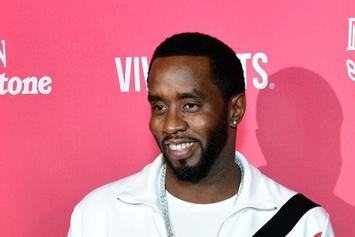 Diddy Hands Out $50 Bills To Crowd, Pays Rent For Miami Families