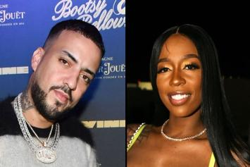 French Montana & Kash Doll Fuel Dating Rumors Following Flirtatious IG Exchange