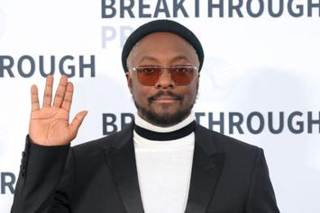 """Will.i.Am Says """"It Hurts"""" That Black Eyed Peas Aren't """"Considered A Black Group"""""""