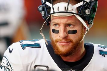 Carson Wentz Gearing Up To Request Trade: Report