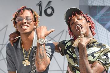 "Rich The Kid Shares Famous Dex Call From Rehab: ""I've Learned So Much"""