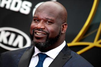 Shaq Rips James Harden For Leaving The Rockets