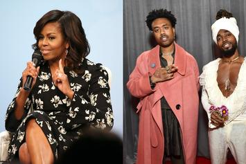 EarthGang Reacts To Michelle Obama's Thank You Letter