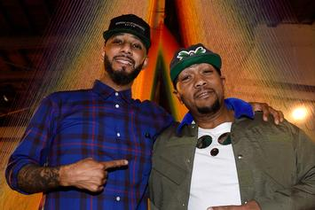 "Swizz Beatz Dreams Of Hosting Tupac & Biggie, MJ & Prince ""Verzuz"""