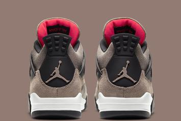 """Air Jordan 4 """"Taupe Haze"""" Officially Unveiled: Release Date"""