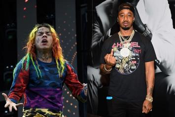 Benny The Butcher Hilariously Denies 6ix9ine's Collab Request