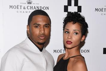 """Trey Songz's Ex Denies Knowing About His Video After Calling Leaks """"Cringe"""""""