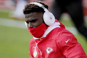 Tyreek Hill Divulges On His Olympic Aspirations