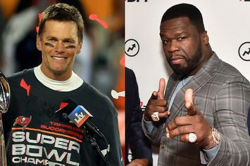 "Tom Brady Affirms 50 Cent's ""Many Men"" As A ""Winner's Theme"""