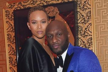 """Lamar Odom Exposed Sabrina Parr Because She's Been """"Spreading Lies About Him"""""""