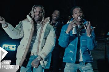 "Lil Durk & Lil Baby Drop ""Finesse Out The Gang Way"" Music Video"