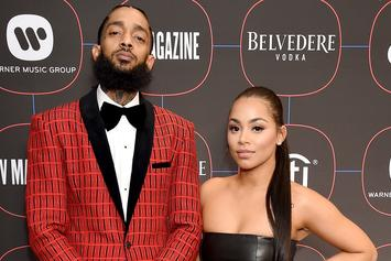 Lauren London Honors Nipsey Hussle With Special Valentine's Day Post