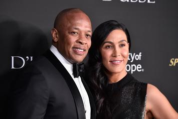 Dr. Dre's Ex Thinks His House Guests Are Wearing Her Clothes