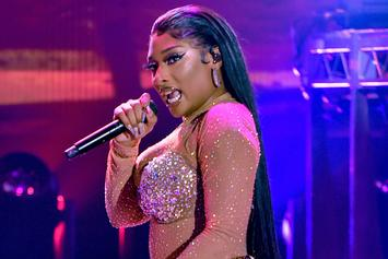 Megan Thee Stallion Fans Outraged Over Her Portrayal In Harper's Bazaar Photoshoot