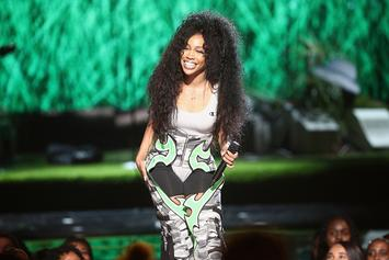 SZA Celebrates 'Good Days' Going Platinum With Sexy Photo Dump