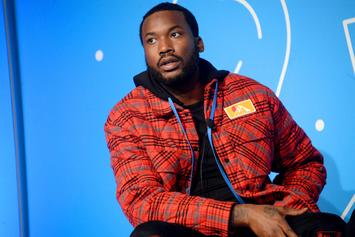 """Meek Mill Apologized To Vanessa Bryant About Kobe Lyric: """"Change The Subject"""""""