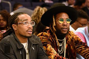 2 Chainz & Lil Baby Will Face Jack Harlow & Quavo In Charity B-Ball Game