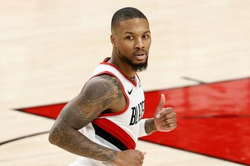 """Damian Lillard Faced Multiple Losses & Deaths In 18 Months: """"People Have No Idea"""""""