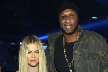 "Lamar Odom Gets ""Emotional"" Watching His Old Reality Show With Khloe Kardashian"