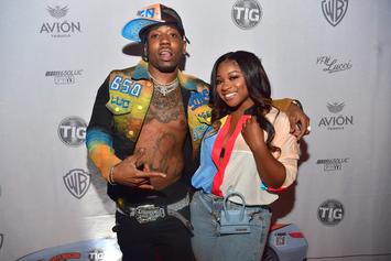 Reginae Carter Checks Person Who Told Her To Breakup With YFN Lucci