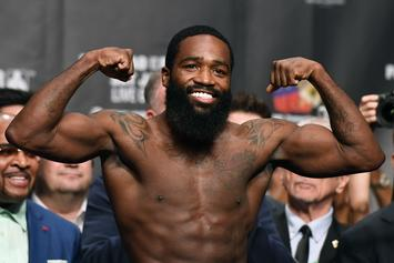"Adrien Broner Says Elevator Fight With Saweetie & Quavo Is ""Black Tough Love"""