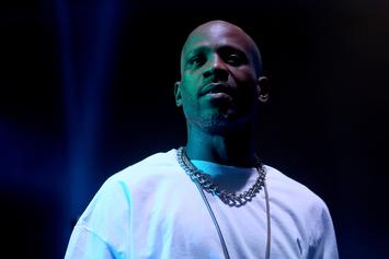 DMX Is Still On Life Support, Contrary To Previous Reports
