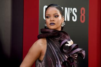 Rihanna Attends #StopAsianHate March In New York