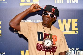 """Flavor Flav Is Sick Of Lil Boosie Comparisons: """"Look What The F*ck You Done Started"""""""