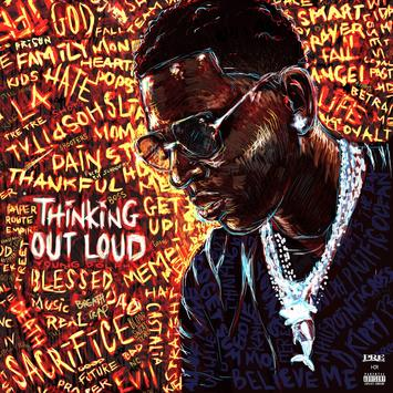 Young Dolph Thinking Out Loud Cover Art